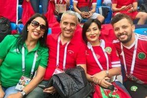 صور مشجعات وجماهير منتخب المغرب 2019