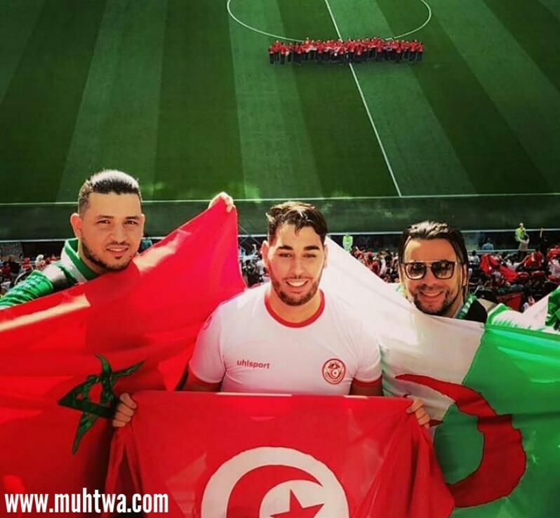 صور جماهير المغرب