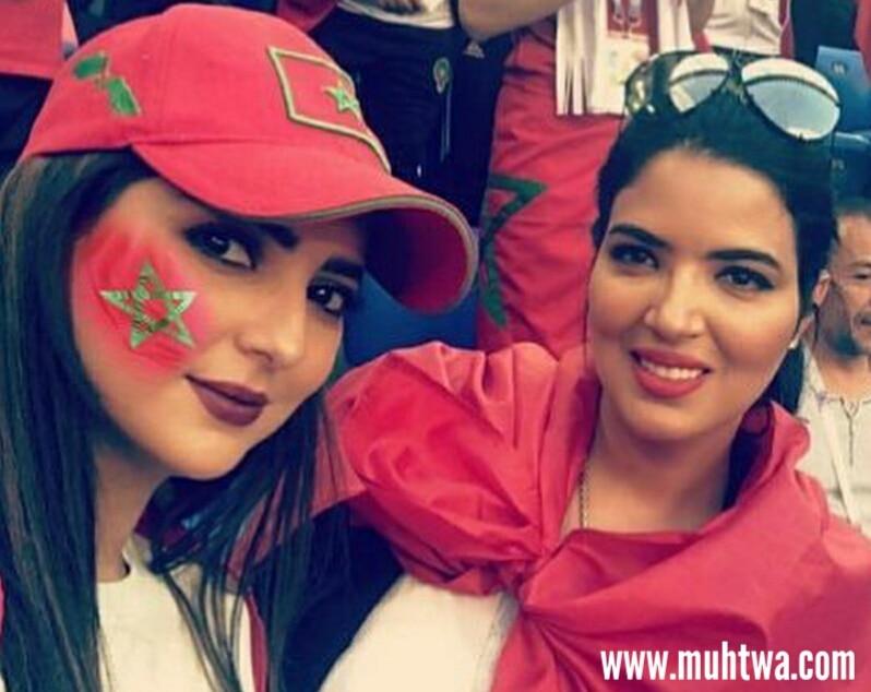 صور جماهير منتخب المغرب