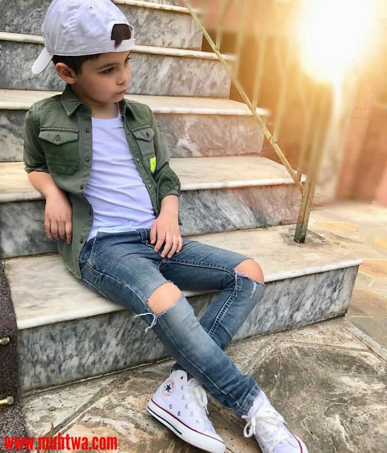 928e35182 موضة 2019 لملابس الاولاد الكبار - موقع محتوى