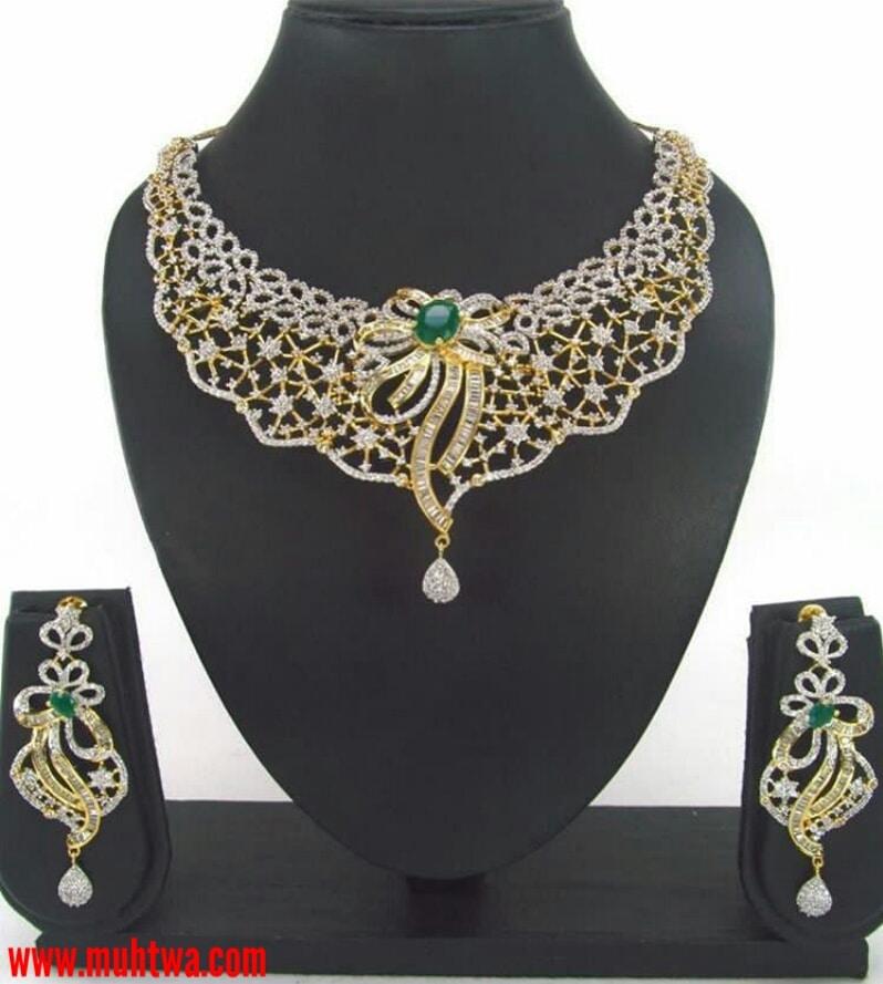 صور اجمل مجوهرات هندية انيقة 2021 - موقع محتوى
