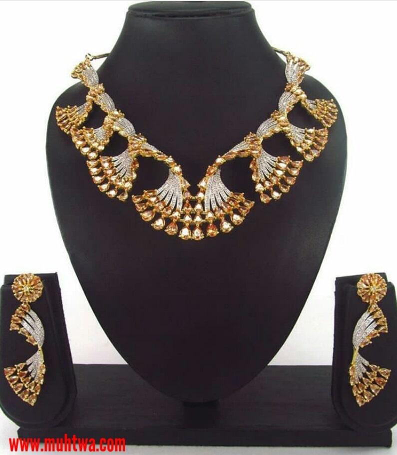مجوهرات هندية