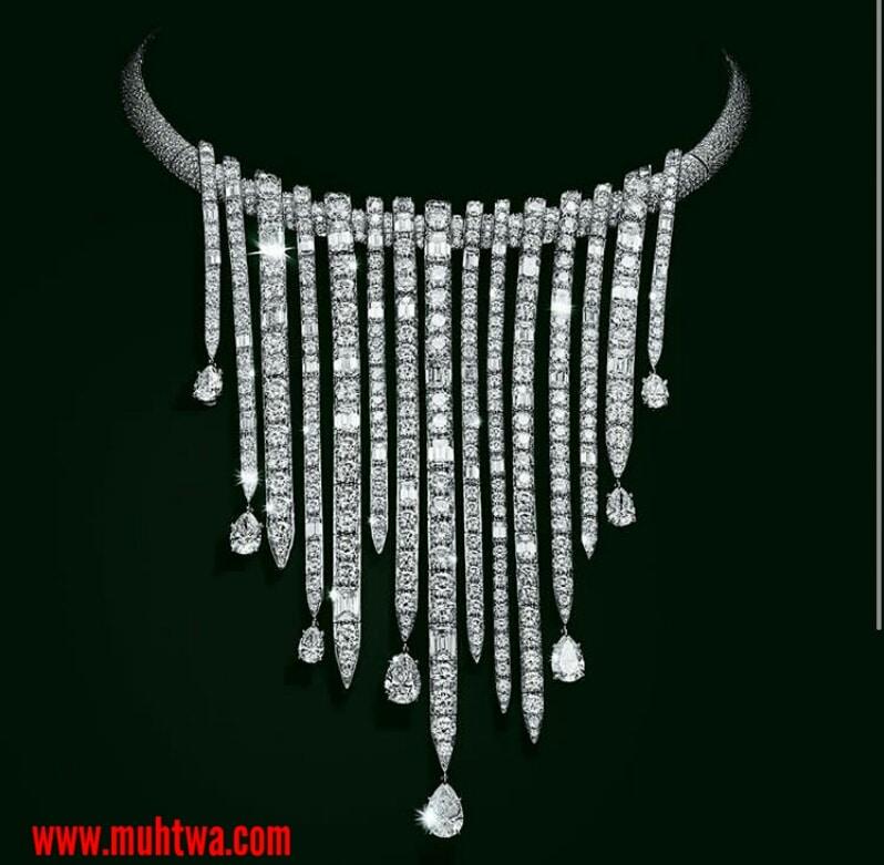 مجوهرات تيفانى