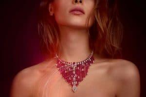 مجموعة مجوهرات كارتييه Cartier 2019