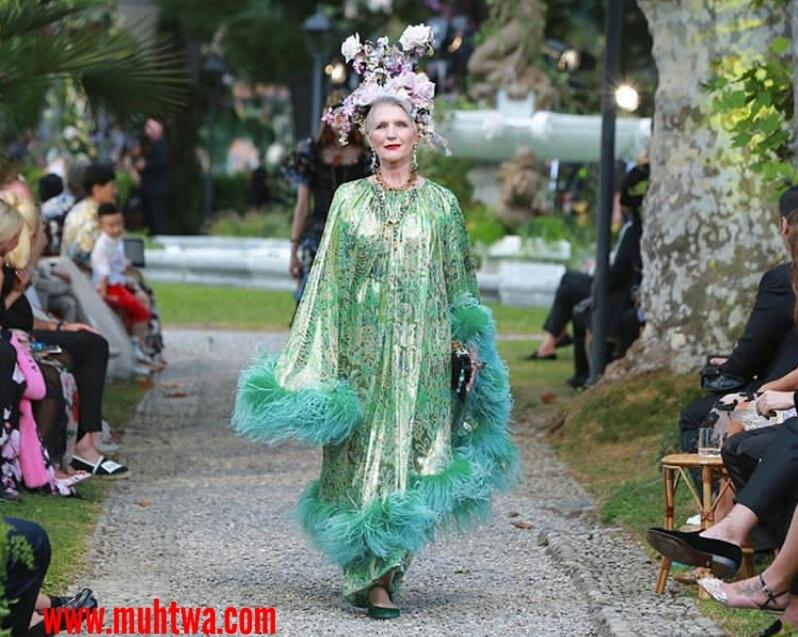 أزياء دولتشي أند غابانا