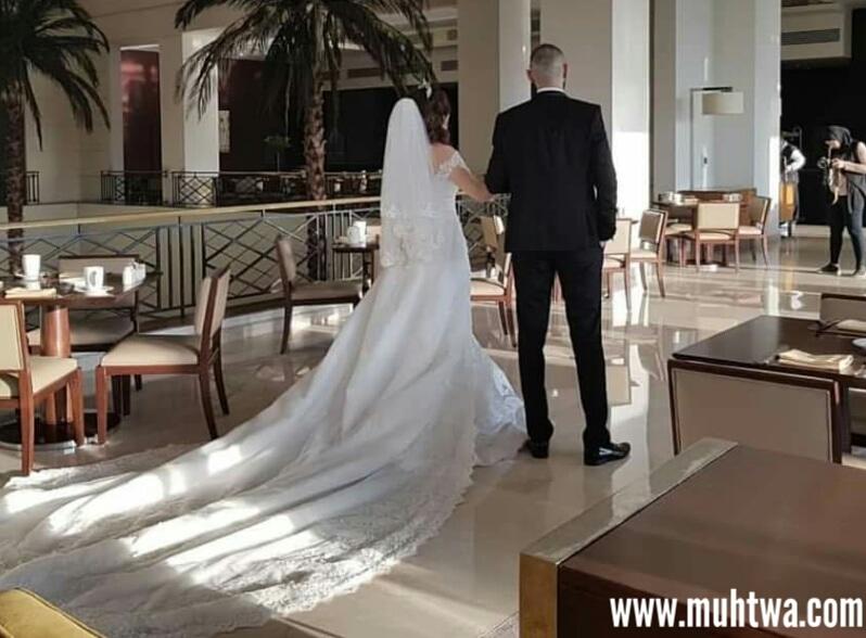 زفاف شيرى عادل