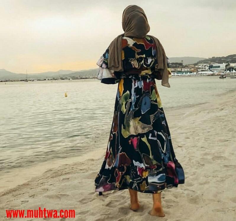 ملابس محجبات للشاطئ
