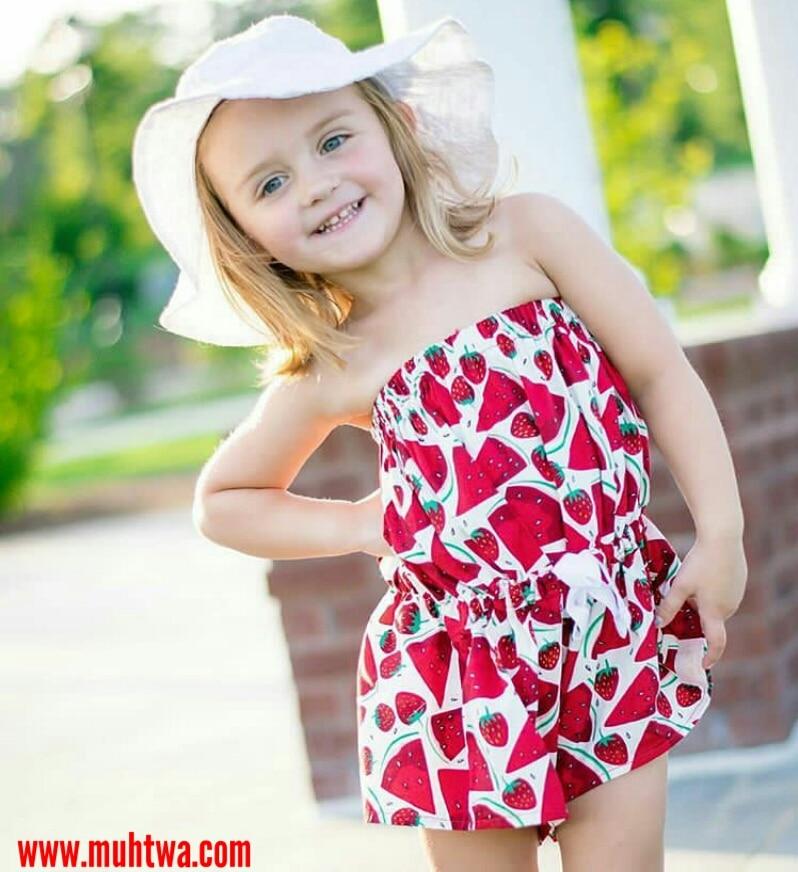 ملابس اطفال للبحر