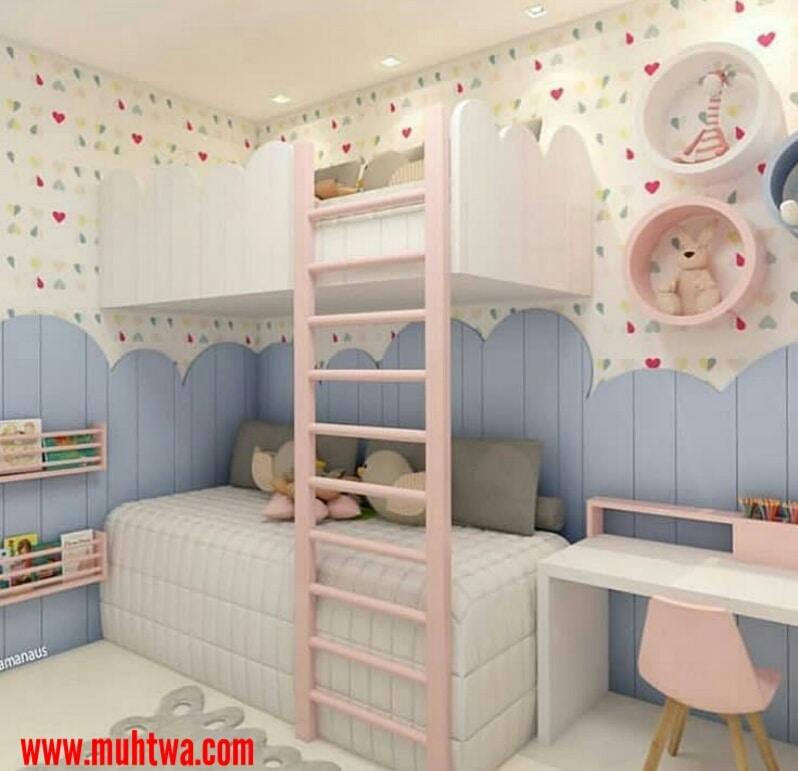 صور ديكورات غرف اطفال مودرن 2020 موقع محتوى