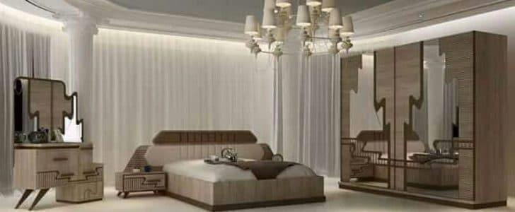 أحدث تصاميم غرف نوم تركية 2018