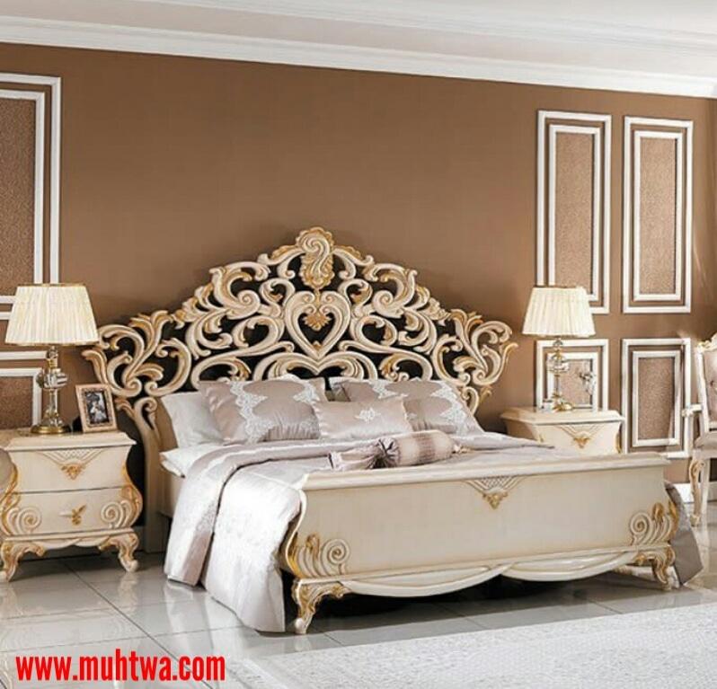 أحدث تصاميم غرف نوم تركية