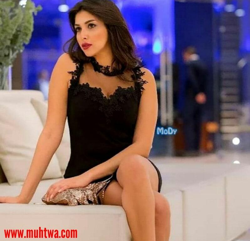 الفنانة أميرة الشريف