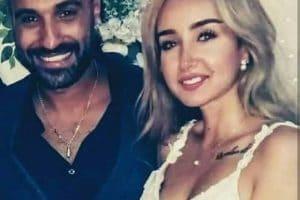 صور خطوبة الفنان احمد فهمي وهنا الزاهد