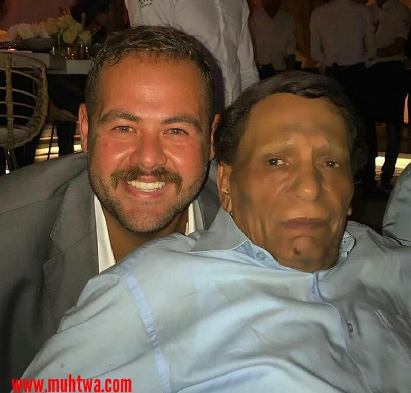 حفل زفاف الفنان محمد أمام