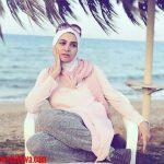احدث صور الفنانة حنان ترك بالحجاب 2018