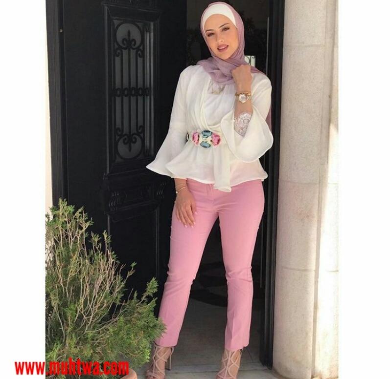 اجمل ازياء مدونة الموضة الاردنية 2018-09-22_23.56.18.
