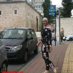 اجمل ازياء مدونة الموضة الاردنية شهد