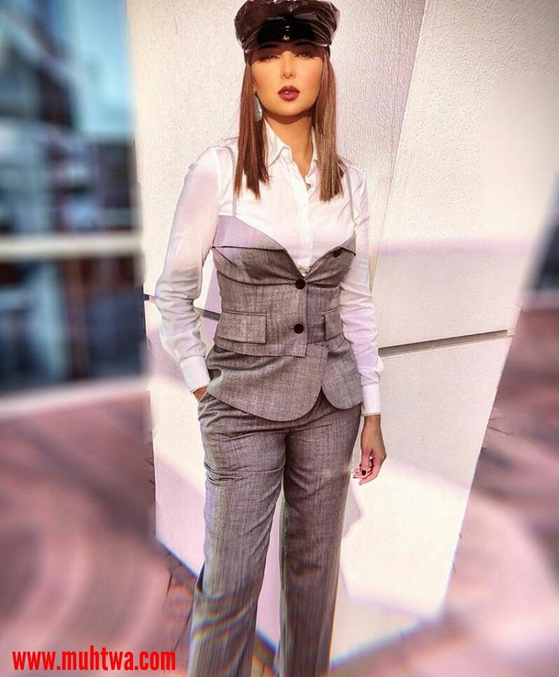 أزياء مريم سعيد