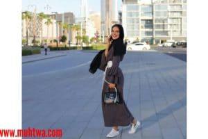 افكار لتنسيق الفستان الماكسي من وحى الفاشنيستا