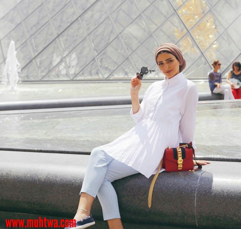 acc287d6d190b ملابس المحجبات من وحى مدونات الموضة الخليجيات - موقع محتوى