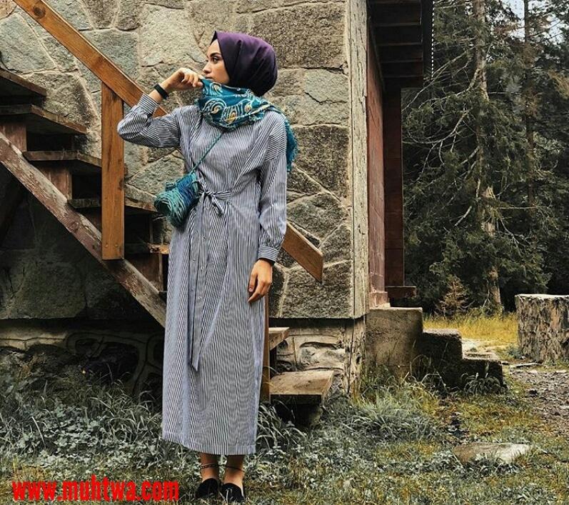 أزياء الفاشنيستا سينا سيفر