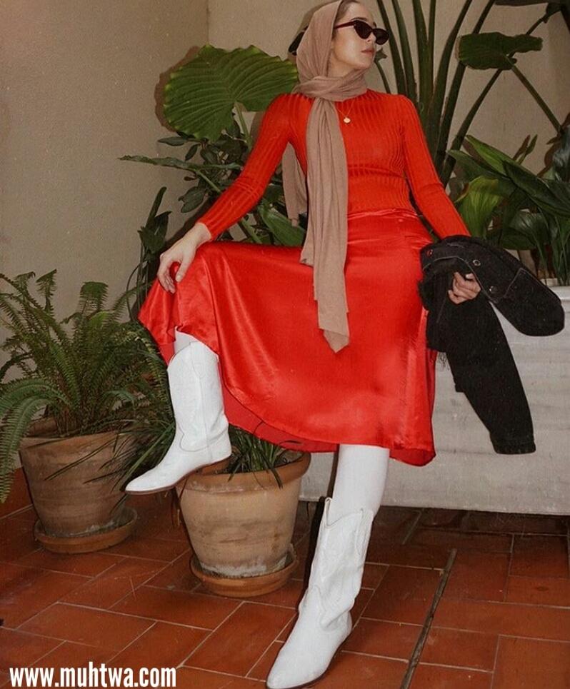 أزياء ماريا عليا