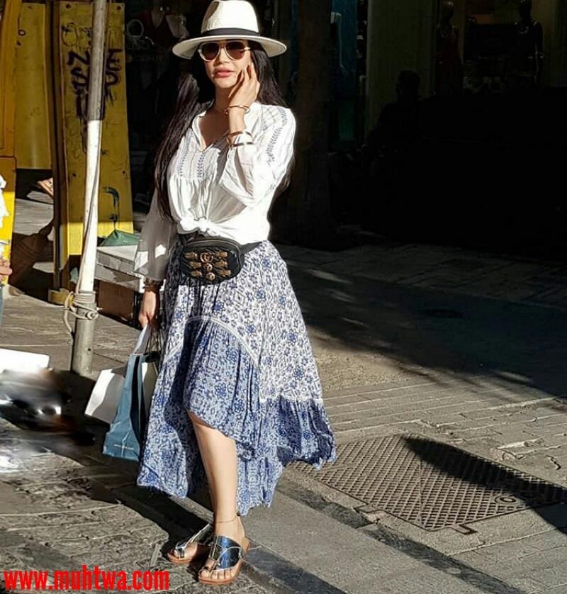 أزياء لجين عمران