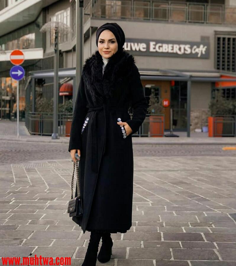 أزياء محجبات تركية