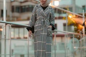 ملابس محجبات تركية من وحى الفاشنيستا زينب