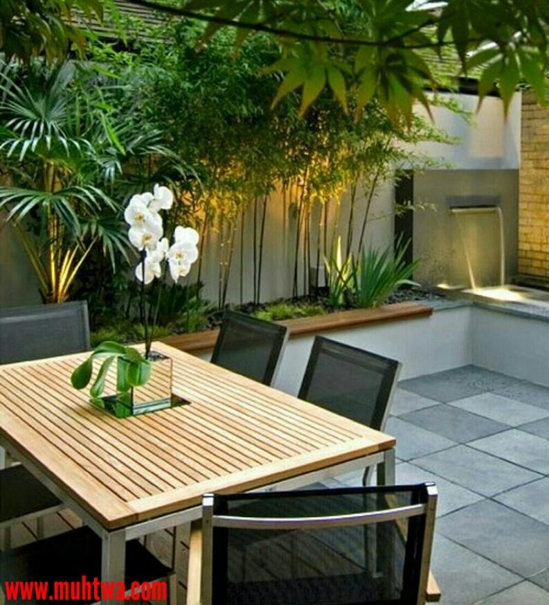 حدائق منزلية