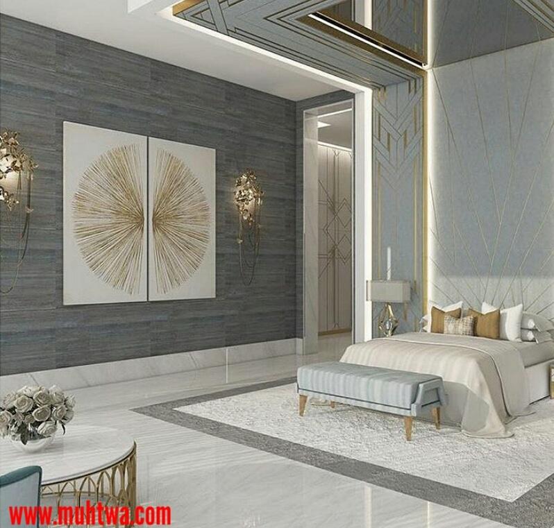 حوائط خشب