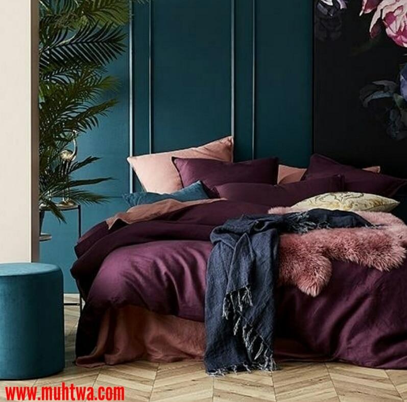 حوائط غرف نوم