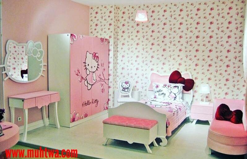 حوائط غرف اطفال