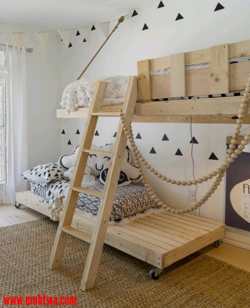 ديكور غرف اطفال