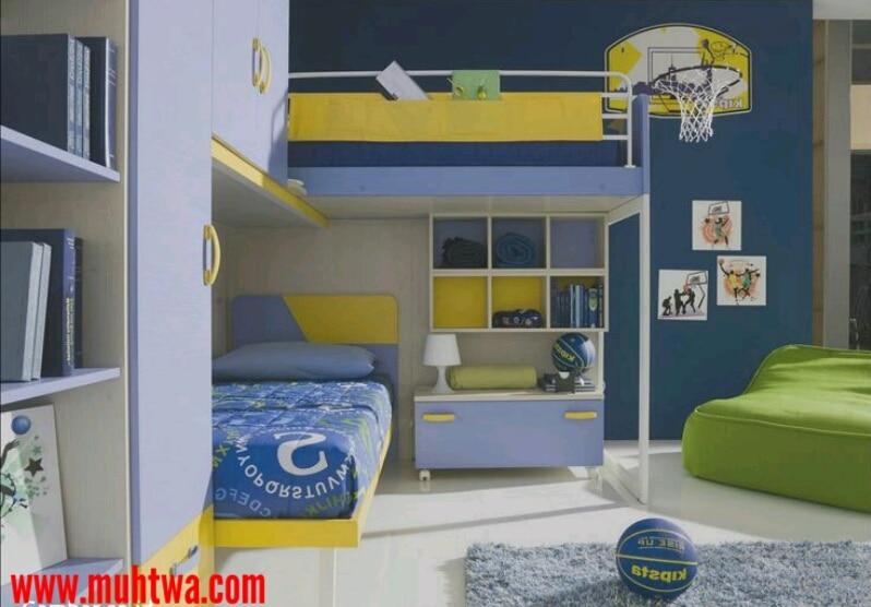 ديكورات غرف اطفال