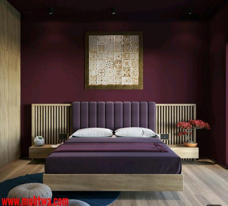 غرف نوم حديثة