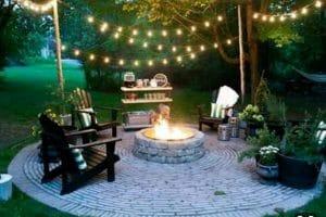تصميمات الحدائق الصغيرة ديكورات الحدائق