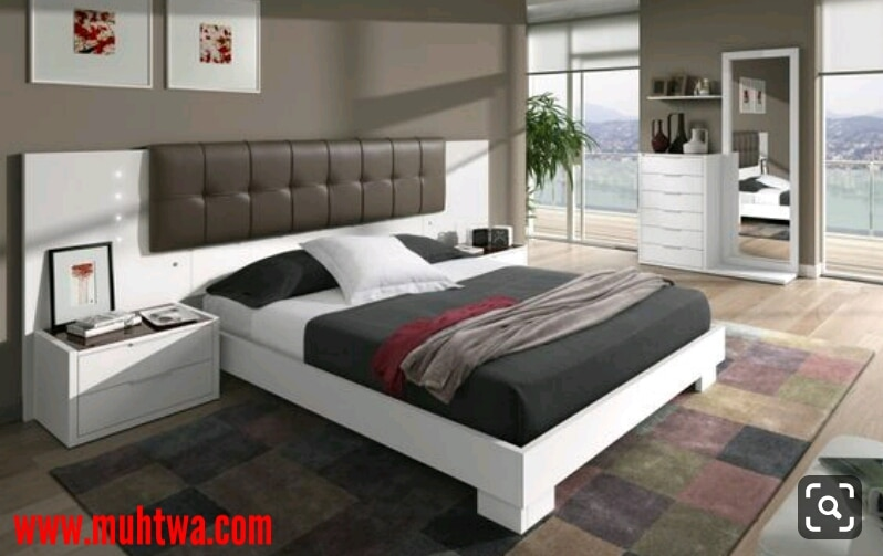 موديلات غرف نوم جديدة 2019