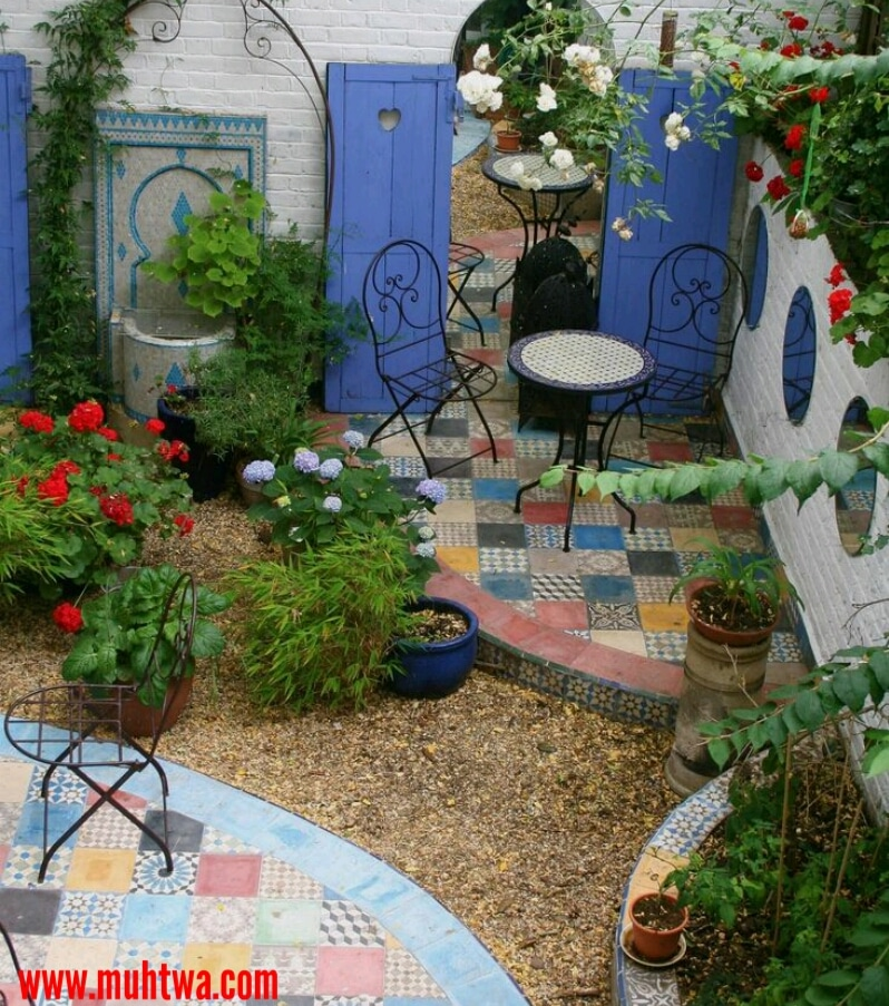 حدائق منازل