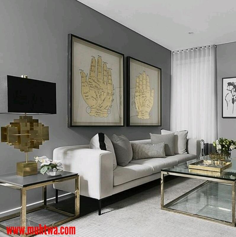 غرف جلوس تركية