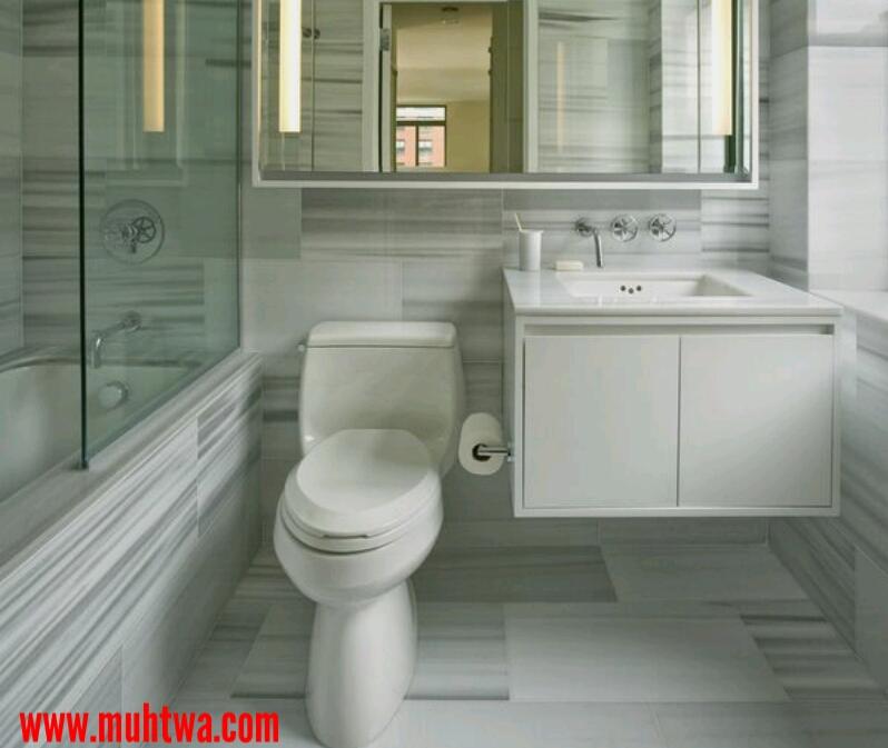 أشكال أرضيات حمامات