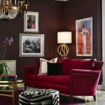 ألوان غرف معيشة تركية جديدة 2019