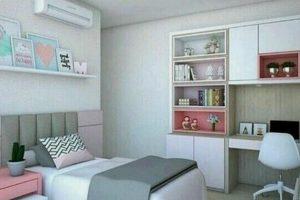 ديكورات تركية غرف نوم بنات 2019