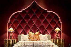 غرف نوم رومانسية للعرسان 2019