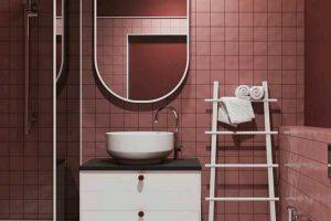 ديكورات الوان حمامات عصرية 2019