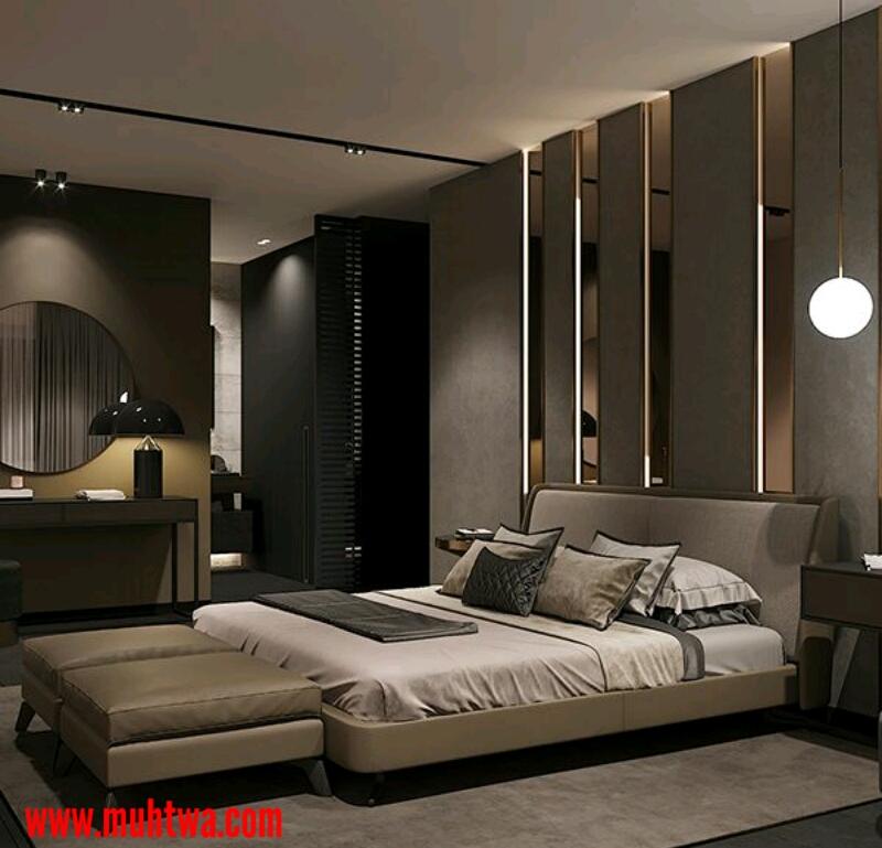 غرف نوم كلاسيك