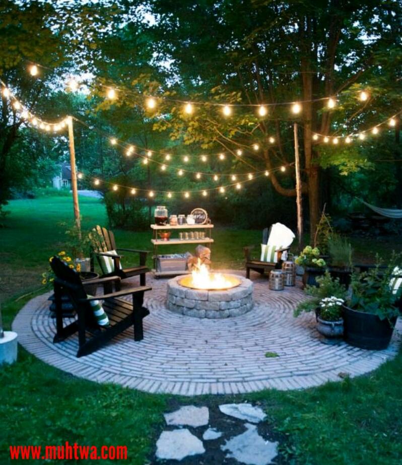 افكار حدائق منزلية رائعة