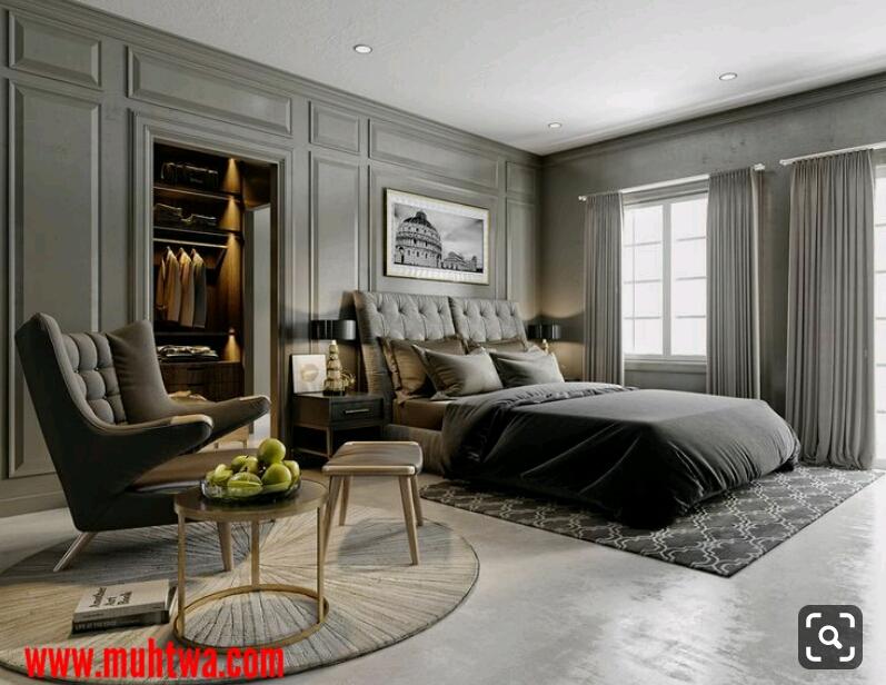 أرضيات غرف نوم