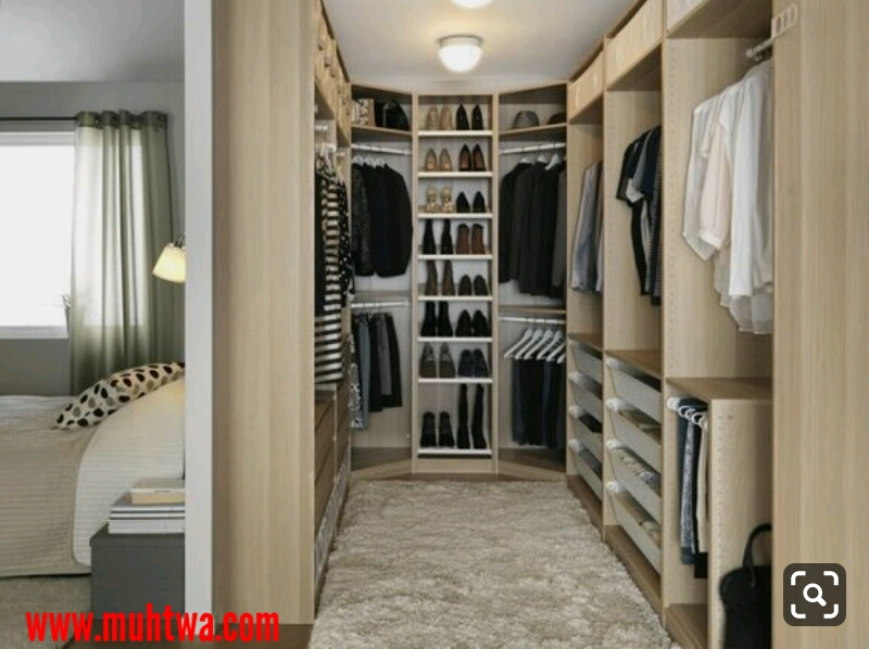 غرف ملابس
