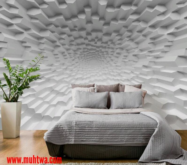 اشكال ورق حائط